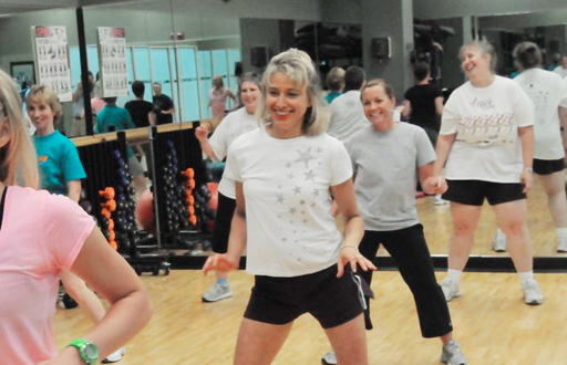 Group Exercise at Move by BJC